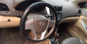 Bán lại xe Hyundai Accent AT sản xuất năm 2011, màu đen, nhập khẩu số tự động giá 355 triệu tại Hà Nội