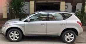 Bán xe Nissan Murano SE 3.5 V6 2006, màu bạc, nhập khẩu xe gia đình giá 650 triệu tại Tp.HCM