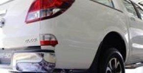 Bán Mazda BT 50 năm sản xuất 2018, màu trắng, nhập khẩu nguyên chiếc giá 620 triệu tại Quảng Bình