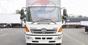 Xe tải thùng kín, cửa thùng dài 7 mét | Hino Series 500 Fc Euro4 giá 1 tỷ 12 tr tại Tp.HCM