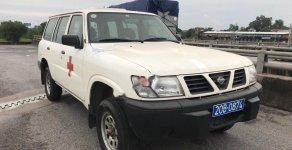 Bán Nissan Patrol đời 1999, màu trắng, nhập khẩu nguyên chiếc   giá 80 triệu tại Sơn La