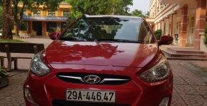 Cần bán gấp Hyundai Accent AT đời 2011, màu đỏ, xe nhập chính chủ, 365 triệu giá 365 triệu tại Hà Nội