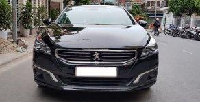Peugeot 508 sản xuất 2015, nhập khẩu Pháp màu đen biển Hà Nội giá 960 triệu tại Hà Nội
