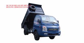 Bán xe ben 2T45 giá rẻ, xe Daisaki 2,45 tấn giá tốt Miền Tây, xe tải ben giá rẻ giá 393 triệu tại Cần Thơ