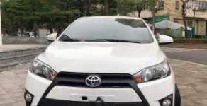 Cần bán xe Toyota Yaris 1.5E 2016, màu trắng xe gia đình giá 598 triệu tại Hà Nội