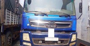 Bán xe ô tô tải Cửu Long TMT tải trọng 14.5 tấn, sản xuất 2016, màu xanh lam, giá chỉ 480 triệu giá 480 triệu tại Tp.HCM