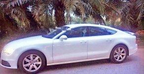 Bán ô tô Audi A7 sản xuất 2016, màu trắng, xe nhập giá 3 tỷ 400 tr tại Tp.HCM