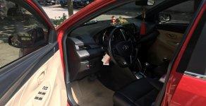 Cần bán xe Toyota Yaris E sản xuất năm 2016, màu đỏ, nhập khẩu nguyên chiếc giá 540 triệu tại Hà Nội