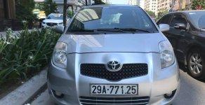 Bán xe Toyota Yaris 1.3 AT đời 2007, màu bạc, nhập khẩu giá 308 triệu tại Hà Nội