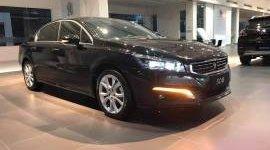 Sedan Peugeot 508 hàng nhập khẩu kịch độc với cực nhiều ưu đãi tiền mặt, chỉ còn duy nhất 1 chiếc giá 1 tỷ 190 tr tại Tp.HCM