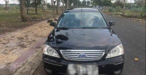Bán Ford Mondeo 2V đời 2006, màu đen, xe đang sử dụng không lội nước và cấn mốp giá 235 triệu tại Tiền Giang