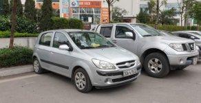 Bán ô tô Hyundai Getz 1.4AT đời 2007, màu bạc còn mới giá 250 triệu tại Hà Nội