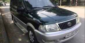 Cần bán xe Toyota Zace MT năm sản xuất 2004, xe vẫn đang sử rất tốt giá 186 triệu tại Hà Nội