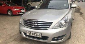 Bán xe Nissan Teana đời 2010, màu bạc, nhập khẩu nguyên chiếc giá 460 triệu tại Hải Phòng