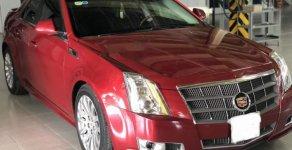 Bán xe Cadillac CTS năm 2010, màu đỏ, nhập khẩu giá 1 tỷ 250 tr tại Bình Thuận