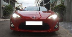 Bán xe Toyota 86 model 2016 màu đỏ 2 cửa thể thao giá 925 triệu tại Tp.HCM