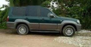 Cần bán lại xe Hyundai Terracan 2004 giá 140 triệu tại Hà Nội