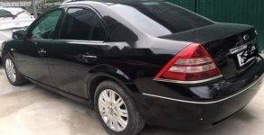 Bán lại xe Ford Mondeo 2.5 đời 2003, màu đen như mới giá 190 triệu tại Hà Nội