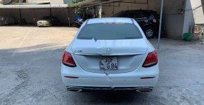 Chính chủ bán ô tô Mercedes E200 đời 2017, màu trắng giá 1 tỷ 830 tr tại Hà Nội
