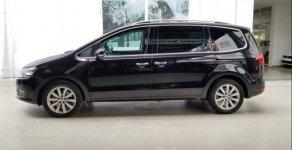 Bán xe Volkswagen Sharan 2016, màu đen, nhập khẩu giá 1 tỷ 439 tr tại Tp.HCM