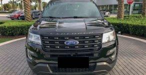 Bán Ford Explorer Limited Sx 2017 model 2018, màu đen, xe đi 33000km giá 1 tỷ 920 tr tại Tp.HCM