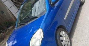 Cần bán Kia Morning năm sản xuất 2012, màu xanh lam  giá 160 triệu tại Nam Định