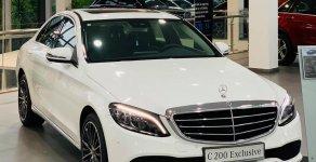 Mercedes C200 Exlusive khuyến mãi lớn và hơn thế nửa giá 1 tỷ 709 tr tại Tp.HCM