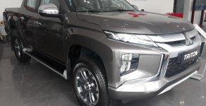 Bán Mitsubishi Triton sản xuất năm 2019, màu nâu, nhập khẩu nguyên chiếc giá 545 triệu tại Hà Nội