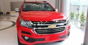 Bán xe Chevrolet Colorado LTZ 2.5L 4x4 AT năm sản xuất 2019, màu đỏ, xe nhập giá 789 triệu tại Tp.HCM