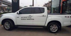 Bán Isuzu Dmax năm 2018, màu trắng, xe nhập giá 600 triệu tại Hà Nội