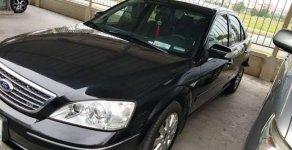 Cần bán gấp Ford Mondeo đời 2004, màu đen, giá 205tr giá 205 triệu tại Hà Nội