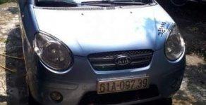 Bán lại xe Kia Morning đời 2008, màu xanh lam giá 205 triệu tại Bình Dương