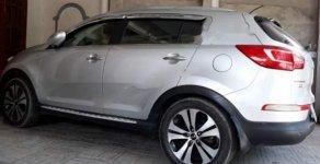 Cần bán gấp Kia Sportage 2.0 MT đời 2010, màu bạc xe gia đình, giá chỉ 505 triệu giá 505 triệu tại Quảng Ngãi