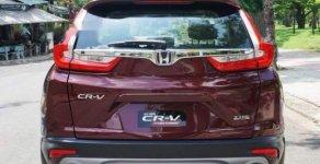 Cần bán Honda CR V G đời 2019, màu đỏ, nhập khẩu giá 1 tỷ 23 tr tại Tp.HCM
