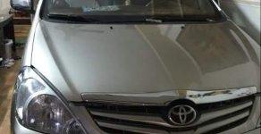 Bán lại xe Toyota Innova G SR sản xuất năm 2010, màu bạc giá 398 triệu tại Tp.HCM