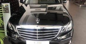 Bán xe Mercedes E200 2019, màu đen giá 2 tỷ 99 tr tại Tp.HCM