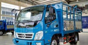 Bán xe tải Thaco Ollin 345 Euro 4, tải 2T4 thùng dài 3m7, chạy trong thành phố giá 363 triệu tại Tp.HCM