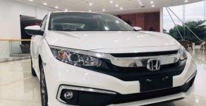 Bán Honda Civic G đời 2019, màu trắng, nhập khẩu  giá 794 triệu tại Tp.HCM
