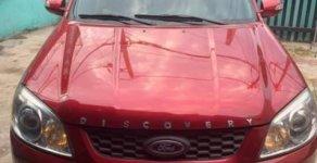 Cần bán Ford Escape đời 2013, màu đỏ giá cạnh tranh giá 495 triệu tại Tp.HCM