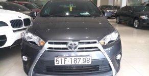 Bán Toyota Yaris đời 2015, màu xám (ghi), xe nhập Thái giá 500 triệu tại Tp.HCM