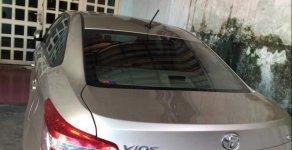 Bán xe Toyota Vios 1.5E CVT, đời 2017, còn như mới, ghế da giá 535 triệu tại Tp.HCM