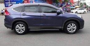 Bán Honda CR V 2014, màu xanh lam, nhập khẩu giá 700 triệu tại Tp.HCM