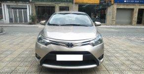 Cần bán Toyota Vios E đời 2016, màu ghi vàng  giá 460 triệu tại Hà Nội