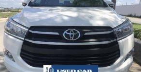 Bán xe Toyota Innova 2.0E năm 2017, màu trắng, BS TpHCM, trả góp 200tr giá 675 triệu tại Tp.HCM