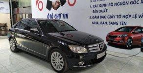 Cần bán xe Mercedes C200 năm 2008, màu đen, nhập khẩu nguyên chiếc giá 440 triệu tại Hà Nội