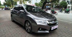 Bán xe Honda City 1.5 AT đời 2016, màu xám, giá tốt giá 490 triệu tại Hà Nội