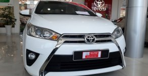 Bán xe Toyota Yaris đời 2015, giá thương lượng giá 580 triệu tại Tp.HCM
