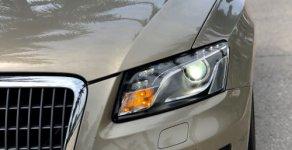 Bán xe Audi Q5 2.0 Quatro 2010, màu vàng cát giá 799 triệu tại Hà Nội