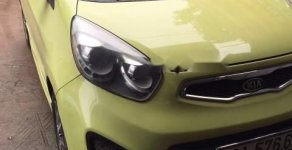 Cần bán Kia Picanto AT đời 2011, màu vàng, xe nhập giá 310 triệu tại Bắc Giang