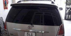 Bán ô tô Toyota Innova MT đời 2007, màu bạc, xe đã chạy 21000 km giá 320 triệu tại Tp.HCM